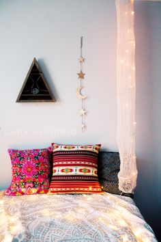 I LOVE these mandala tapestries & decor☽ ✩ Save 25% off all orders with code PINTERESTXO at checkout | Bohemian Bedroom + Home Decor |  Mandala Tapestries, Pillows & Wall Hanging Decor + Twilights by Lady Scorpio | Shop Now LadyScorpio101.com | @LadyScorpio101 | Photography by Luna Blue @Luna8lue