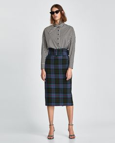 97fb5f73f1 Forget Mad Men — Here's How To Wear A Pencil Skirt In 2018 #refinery29  Szikla