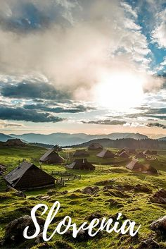 Jumping Back in Time in Velika Planina, Slovenia | Travel Dudes Social Travel Community: