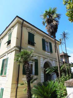 Bordighera (IM), Villa Vaniglia