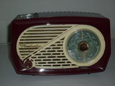 Radio D Epoca A Valvole Radiola RAI 25U