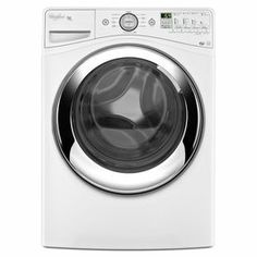 Whirlpool�Duet 4.1-cu ft High-Efficiency Front-Load Washer (White) ENERGY STAR
