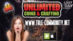 Last Day On Earth Survival Hack - Coins Cheats 2020 Coin Crafts, Management Games, Good House, Survival Tips, Best Games, Cheating, Games To Play, Hacks, Earth