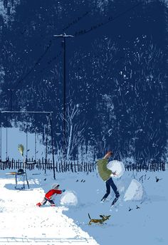 """Pascal Campion「Dark, Sharp and Cold」 """"Different light, different mood! I just love how lighting can affect the way you read an image!"""""""