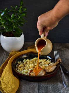 Kuře na paprice Lidl, Ramen, Great Recipes, Chicken, Ethnic Recipes, Mascarpone, Red Peppers, Kai