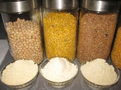 Gluten Free Food: Chickpea Flours