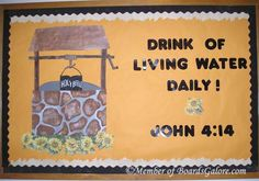 living water - well