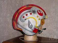 Image result for x-wing pilot helmet