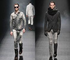1 piu 1 uguale 3 2013-2014 Fall Winter Mens Runway Collection - Mercedes-Benz Fashion Week Tokyo - Japan Fashion Week