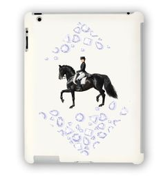 Equestrian Accessories - Shine Bright - iPad Case