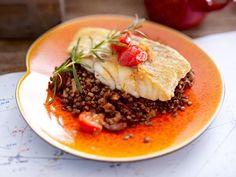 Gesundes Mittagessen - Rezepte aus der Vitalküche - gebratener-seelachs  Rezept