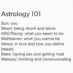 Sun: Libra Moon: Capricorn ASC: Aquarius Midheaven: Cancer Venus: Virgo Mars: Saggitarius Mercury: Libra . Birth chart