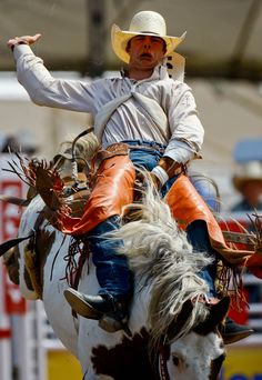 ❦ Calgary Stampede Rodeo  www.thebionicstore.com