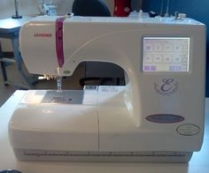 Understanding a Janome Embroidery Machine: Threading the Machine and the Needle