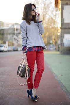 casual and chic look