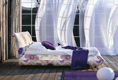 Mantide #letto #arredamento #madeinitaly #design #bed #furnishing #pensarecasait