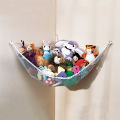 We Need About 3 of These....Toy Net Hammock for Stuffed Animals