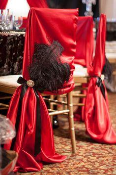 Décoration de chaise unique / Quinceanera / décoration de