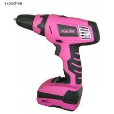 Tools, Drills, Cordless Drill, Driver by The Original Pink Box