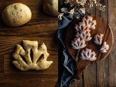receta de panes dulces gibassier