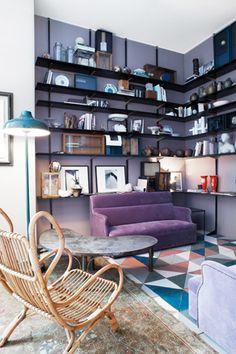 Designers transform Artcurial in Paris for AD Interieurs   Design   Wallpaper* Magazine: design, interiors, architecture, fashion, art