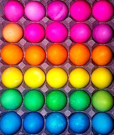 Rainbow colors - Regenboog kleuren