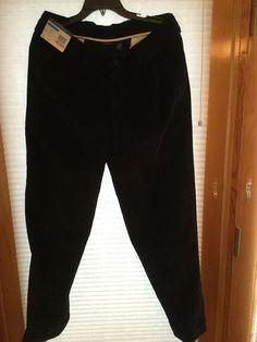 Men/'s Stretch Slim-Fit Pants 36 x 30 Black NEW $40 International Concepts I.N.C