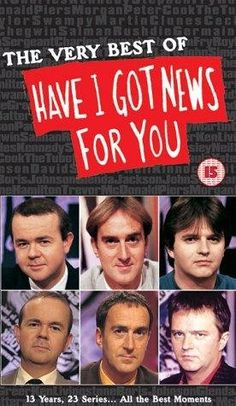 Have I Got News for You (TV Series 1990– )