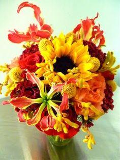 #sunflower wedding