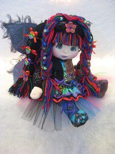 OOAK Mattel My Child Doll ~ Peace Fairy