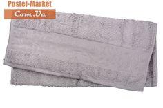 Полотенце Бамбук Hanibaba светло-серое. Купить Полотенце Бамбук Hanibaba светло-серое в интернет магазине Постель маркет (Киев, Украина)