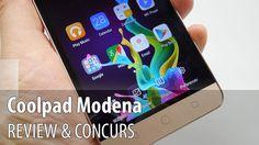 Coolpad Modena Review + Concurs (Telefon midrange cu design arătos) - Mo...