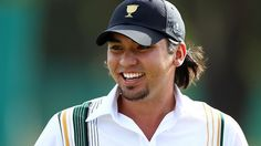 STAR Australian golfer Jason Day wants mateship put aside as he strives to put his quotfoot on the throatquot of American golf today. Robert Rock, Golf Range Finders, Jason Day, Presidents Cup, Golf Quotes, Golf Lessons, School Programs, European Tour, Golf Tips