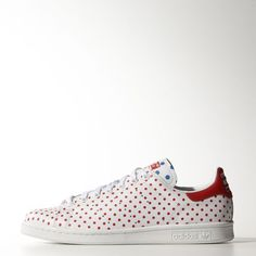 adidas - Pharrell Williams Stan Smith Tennis Shoes
