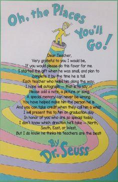 Teacher Poems, Letter To Teacher, Teacher Signs, Student Teacher, End Of School Year, Sunday School, Kindergarten Graduation, Kindergarten Classroom, School Projects