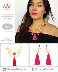 Recuerda que puedes encontrar nuestra colección Mix Salvaje en Plateria 0900  #glam #fashion #fashionblogger #cali #colombia #hechoamano #obijoyasnaturales #gold #wild #love #mixsalvaje #plateria0900