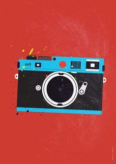Photography illustration