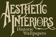 Wonderful source for Aesthetic and Arts and Crafts period wallpapers