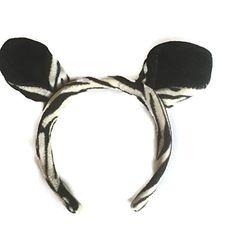 Set of 12 Plush Zebra Animal Ears with Plush Headbands Beistle http://www.amazon.com/dp/B00V8B9K74/ref=cm_sw_r_pi_dp_CwUivb02ZBRAV