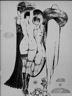 Louise Brooks style art