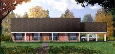 House Plan chp-49119 at COOLhouseplans.com