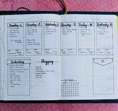 Bullet Journal layout ideas | bullet journaling | bullet journal | bullet journal junkies | bullet journaling community | bullet journal community | bujo | bujo layout | bujo spread | bullet journal spread | bullet journaling ideas | bullet journal ideas | planner ideas | planner spreads