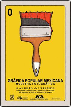 GRÁFICA POPULAR MEXICANA | GUENNDA GÚUTI DISEÑO