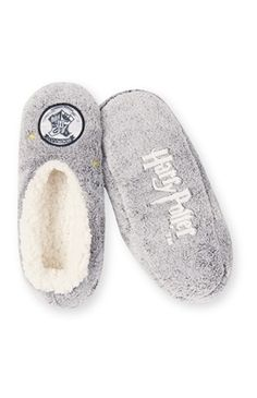 "Graue ""Harry Potter"" Slipper"