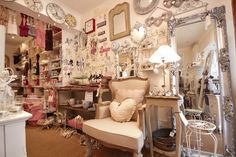 The beautiful French Quarter interiors, furniture and gift shop in the heart of Brentwood, Essex.  Photo courtesy of www.photosbystewart.co.uk