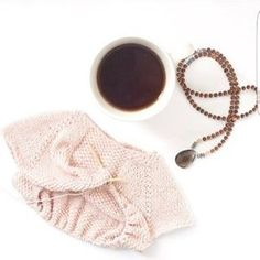 """""""Start everyday with intention. And coffee."""" Truer words have never been spoken ;) Thank you, @stellabeanbaby for this precious picture. (Grounded Mama Mala)"""