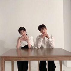 Hotel Del Luna, IU as Jang ManWol, Yeo JinGoo as Gun ChanSeong. Beutiful outfits both of them. Korean Celebrities, Korean Actors, Korean Actresses, Celebs, Iu Twitter, Luna Fashion, Gu Family Books, Jin Goo, Do Bong Soon