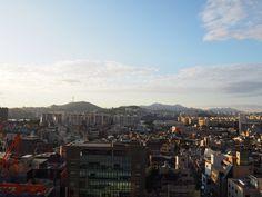 South Korea, San Francisco Skyline, Seoul, Sunset, Travel, Viajes, Korea, Destinations, Sunsets