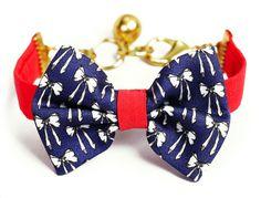 Kiel James Patrick Blair Waldorf Bow Bracelet, $40.00 (http://www.purseladytoo.com/kiel-james-patrick-blair-waldorf-bow-bracelet/)