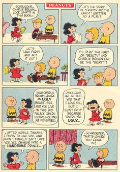 Four Color #979 (Peanuts #2)  (1958) [back cover]